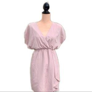 ☀️4/25 H&M Draped Midi Dress